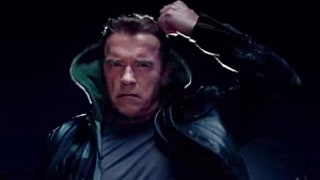 Arnold Schwarzenegger Returns in New Terminator Genisys Trailer: