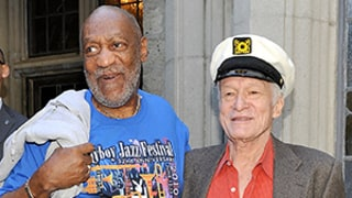 Hugh Hefner Responds to Bill Cosby Allegations in Wake of Lawsuit: