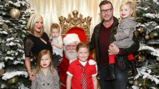 Tori Spelling Talks Raising Four Kids: