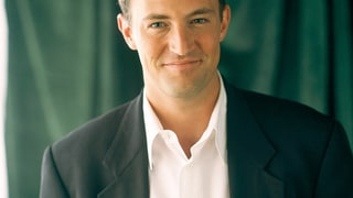 Matthew Perry (Played Chandler)