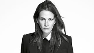 Julia Roberts Models Black Tuxedo Suit in Givenchy Ad Campaign: See Pics of Her Androgynous Look