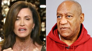 Janice Dickinson Rips Bill Cosby on Nancy Grace: Watch Her Emotional Appearance