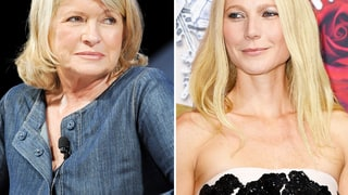 Martha Stewart vs. Gwyneth Paltrow