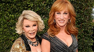 Kathy Griffin Talks Replacing Joan Rivers on Fashion Police: I Have Large Shoes to Fill