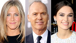 SAG Nominees Jennifer Aniston, Michael Keaton, Keira Knightley, and Others React to Nominations