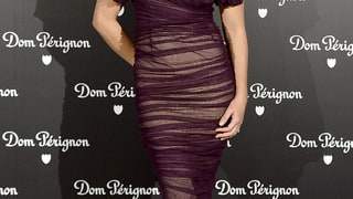 Camila Alves: Dom Perignon Party in Madrid