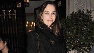Keira Knightley, Pregnant With First Child, Steps Out Glowing -- See Her Tiny Bump!