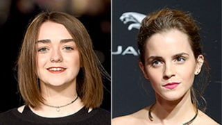 Maisie Williams Criticizes Emma Watson's Brand of