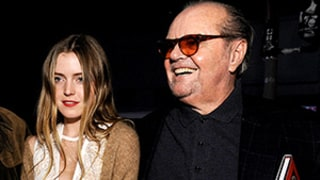 Jack Nicholson, Daughter Lorraine Nicholson Make Rare Public Appearance Together: Photos