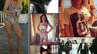 Stars on Social! The Celeb Instagram Posts of 2014