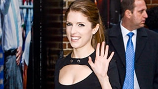 Anna Kendrick Talks Dildos, Sleepwalking on Ambien With David Letterman: