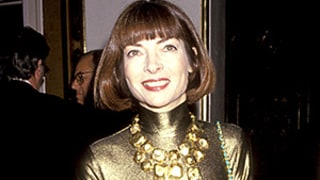 Anna Wintour's Style in the 1990s Will Change How You Look at the Vogue Editor Forever