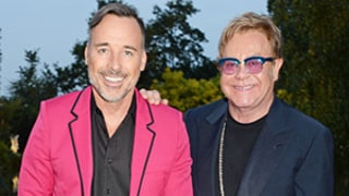 Elton John, Partner David Furnish to Marry This Weekend in England