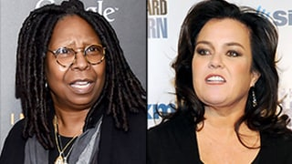 Whoopi Goldberg, Rosie O'Donnell Have Screaming Match About Racism on The View: Watch Video!