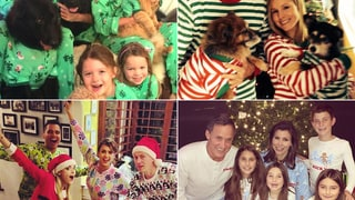 Celebrities Wearing Christmas Pajamas!