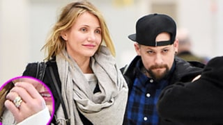 Cameron Diaz, Benji Madden Engaged: Is This Her Engagement Ring? See the Pictures!