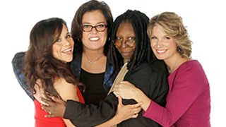 Rosie O'Donnell Says The View Often Invites a Fifth Host to