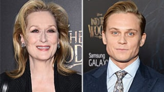 Meryl Streep to Her Into the Woods Costar Billy Magnussen: