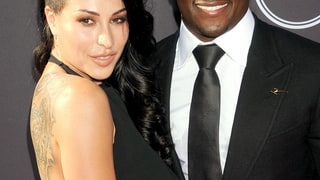Reggie Bush and Lillt Avagyan