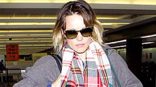 Rachel McAdams Debuts Bold Ombre Hair Color: See Her Questionable New Style