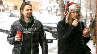 Kate Hudson, Matthew Bellamy Spotted Shopping Together in Aspen Post Split -- See the Photo
