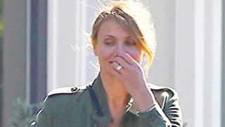 Cameron Diaz Flashes Big Ring After Benji Madden Engagement News: Photo