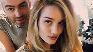 Rosie Huntington-Whiteley Chops Her Locks, Debuts Mid-Length Bob Hairstyle