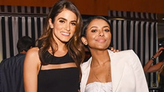 Celeb Sightings: Nikki Reed and Kat Graham Have A Girls Night Out!