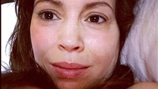Alyssa Milano Goes Without Makeup, Posts Rare Photos of Daughter Elizabella