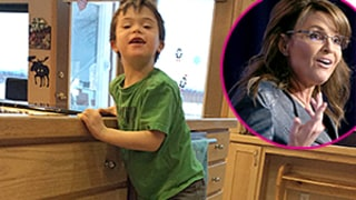 Sarah Palin Accused of Animal Cruelty After Son Trig Uses