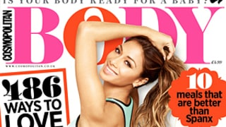 Nicole Scherzinger Admits Her Weight