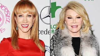 Kathy Griffin on Replacing Joan Rivers on Fashion Police: