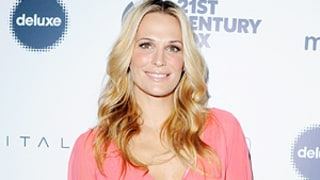 Molly Sims Announces She Is Having a Baby Girl: See the Adorable Pregnancy Photos