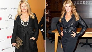 Kirstie Alley Debuts 50-Pound Weight Loss on Today Show: Photos