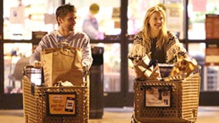 Kate Hudson, Matthew Bellamy Go Grocery Shopping Together Despite Calling Off Their Engagement -- See the Happy Pic