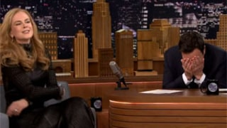 Jimmy Fallon Blew a Chance to Date Nicole Kidman, Watch Her Tell the Hilarious Story!