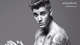 Justin Bieber: I Hope Marky Mark Likes My Calvin Klein Campaign