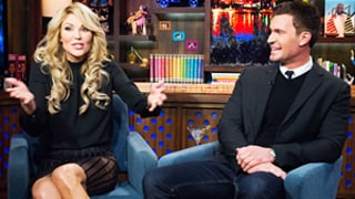 Brandi Glanville Explains Why She Threw Wine on Jeff Lewis During Watch What Happens Live: Was It a Joke?