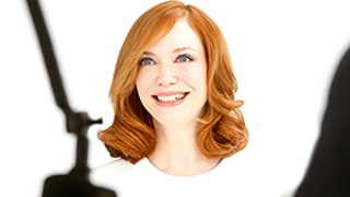 Christina Hendricks' Red Hair Color Can Now Be Yours for Less Than $10, Find Out the Details on Her New Beauty Gig