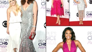 People's Choice Awards 2015 Red Carpet Photos
