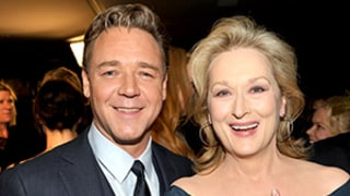 Meryl Streep Responds to Russell Crowe's Ageism Comments: