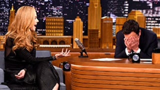 Nicole Kidman on Jimmy Fallon's Reaction to Their Failed Date: