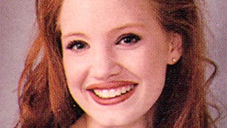 Jessica Chastain Looked Exactly the Same in High School -- See the Amazing Throwback Photo!