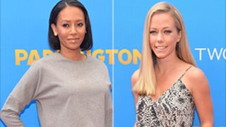 Mel B, Kendra Wilkinson Attend Paddington Premiere With Husbands Stephen Belafonte, Hank Baskett, Kids: Pictures