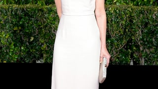 Calista Flockhart: 2015 Golden Globes