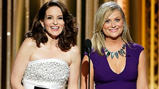 Tina Fey, Amy Poehler's Best Golden Globes 2015 Jokes: Cosby, Clooney, and More