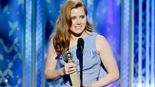 Amy Adams Not Expecting Twins, Golden Globes Speech Sparks Surrogacy Questions