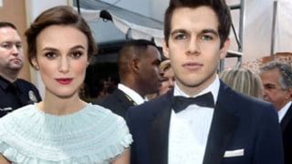 Keira Knightley Suffers Pregnant Bathroom Drama at 2015 Golden Globes!