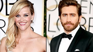 Reese Witherspoon, Ex Jake Gyllenhaal Hug at Golden Globes 2015, Years After Dating