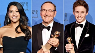 Golden Globes 2015: 12 First-Time Winners Who Took Home Gold, From Newcomers Like Gina Rodriguez to Veterans Like Kevin Spacey